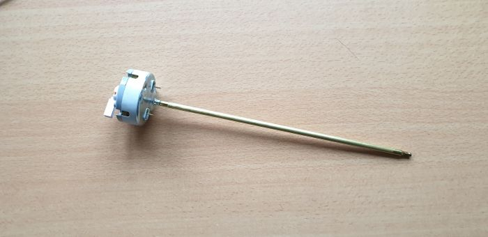 THERMOSTAAT ARISTON BOILERS PIN LENGTE 27 CM